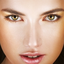 Healthy younger looking eyes